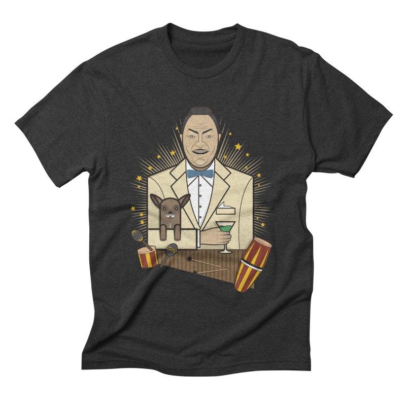 Latin party Men's Triblend T-shirt by juliusllopis's Artist Shop