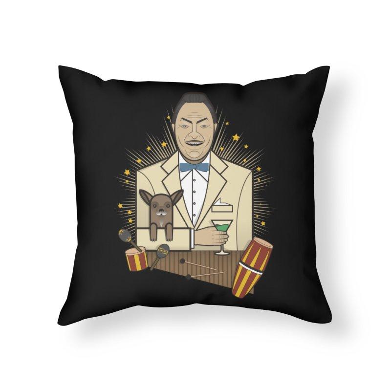 Latin party Home Throw Pillow by juliusllopis's Artist Shop