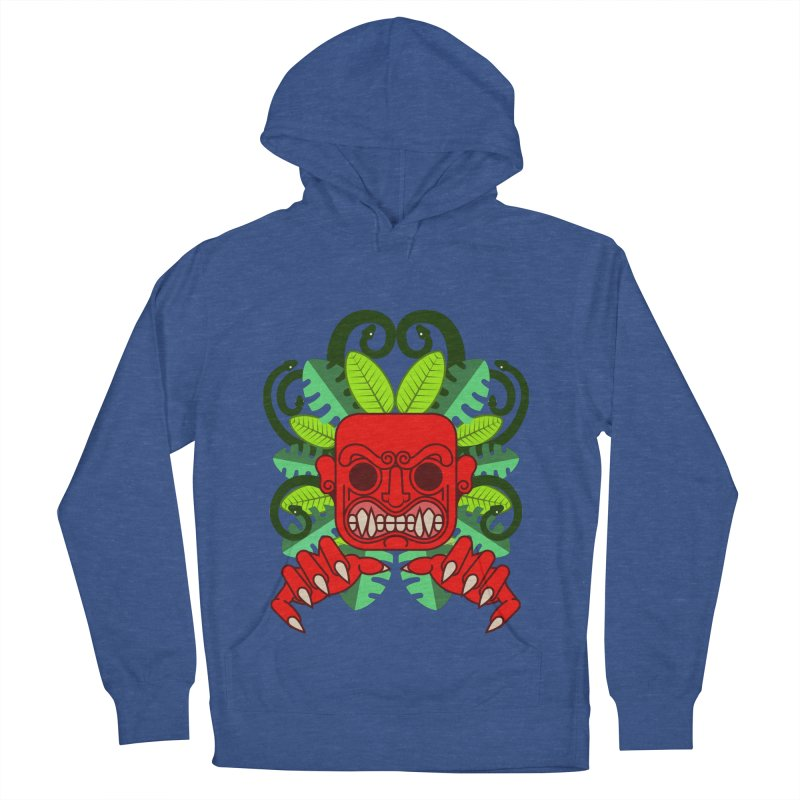 Ai Apaec Women's French Terry Pullover Hoody by juliusllopis's Artist Shop
