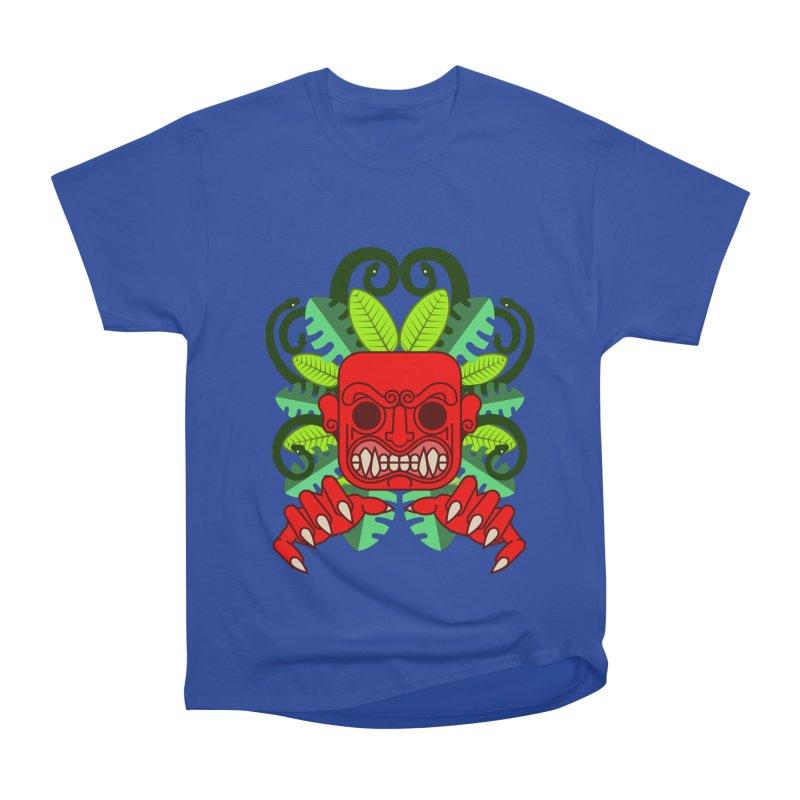 Ai Apaec Men's Heavyweight T-Shirt by juliusllopis's Artist Shop