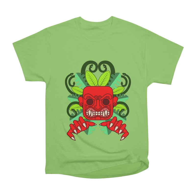 Ai Apaec Women's Heavyweight Unisex T-Shirt by juliusllopis's Artist Shop