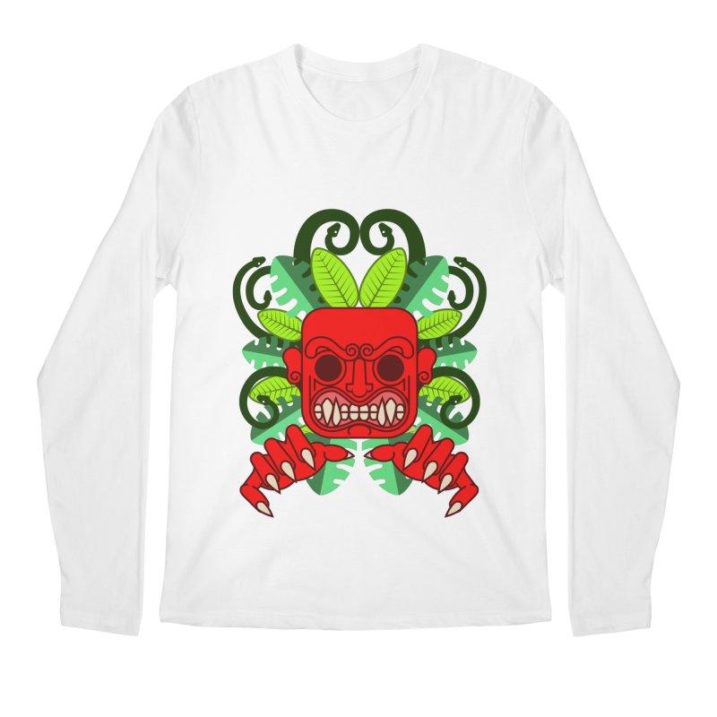Ai Apaec Men's Regular Longsleeve T-Shirt by juliusllopis's Artist Shop