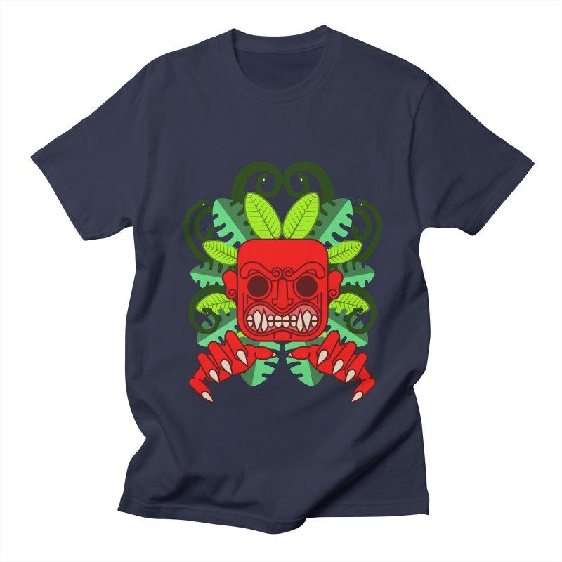 Ai Apaec Men's Regular T-Shirt by juliusllopis's Artist Shop