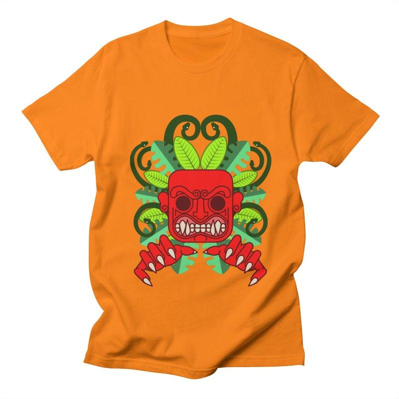 Ai Apaec Men's T-shirt by juliusllopis's Artist Shop