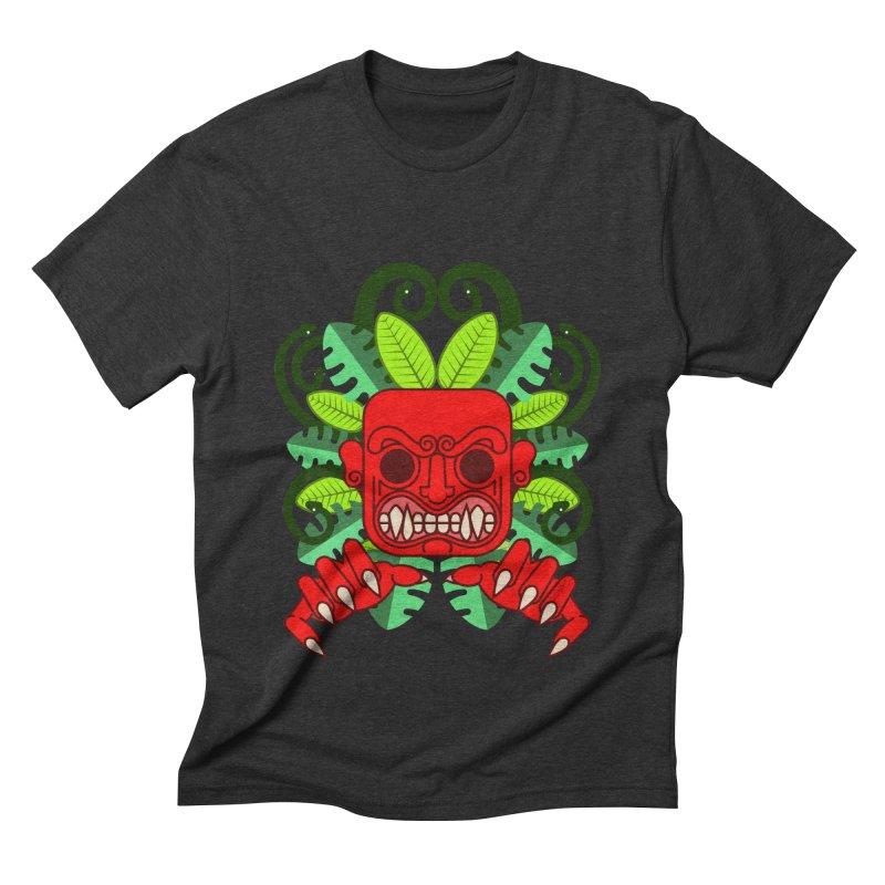 Ai Apaec Men's Triblend T-Shirt by juliusllopis's Artist Shop