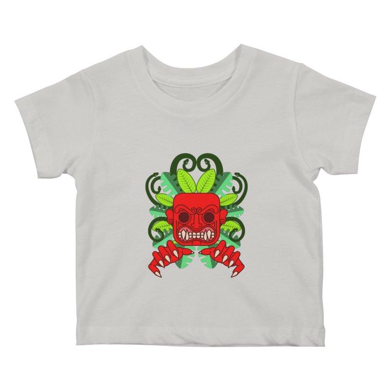 Ai Apaec Kids Baby T-Shirt by juliusllopis's Artist Shop