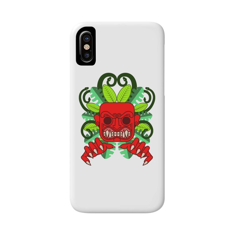 Ai Apaec Accessories Phone Case by juliusllopis's Artist Shop
