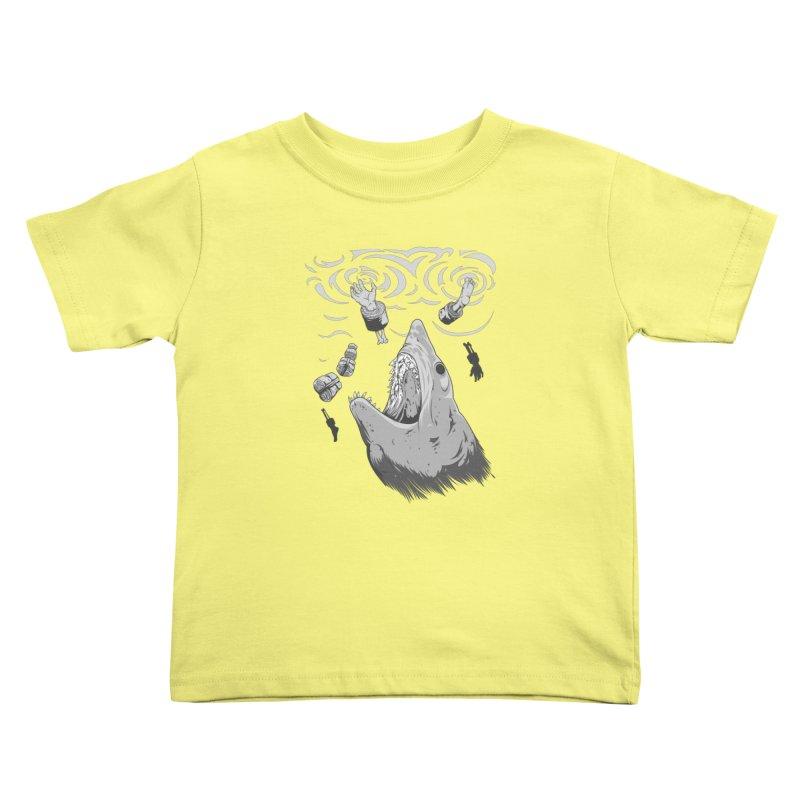 Human sushi Kids Toddler T-Shirt by juliusllopis's Artist Shop