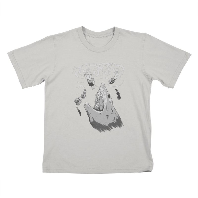 Human sushi Kids T-Shirt by juliusllopis's Artist Shop