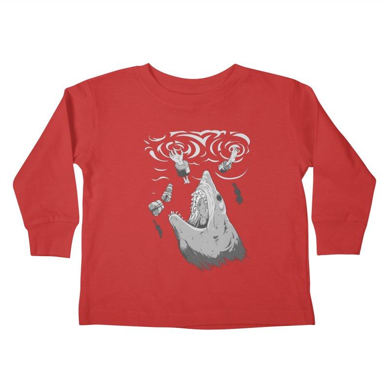 Human sushi Kids Toddler Longsleeve T-Shirt by juliusllopis's Artist Shop