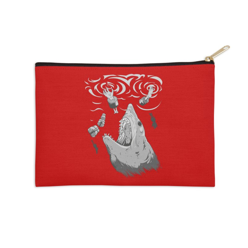 Human sushi Accessories Zip Pouch by juliusllopis's Artist Shop