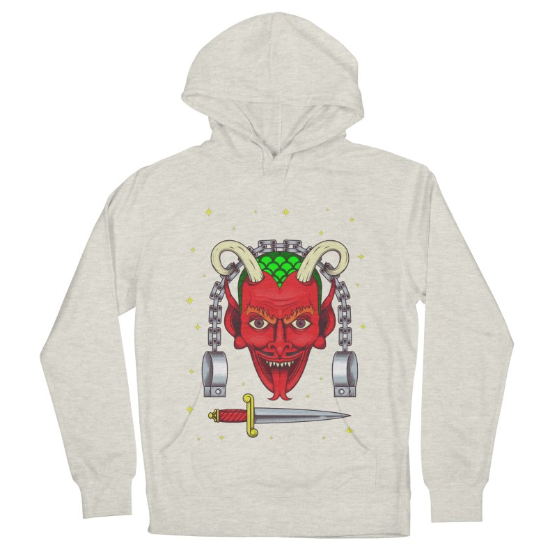 Devil Women's Pullover Hoody by juliusllopis's Artist Shop