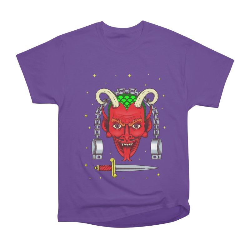 Devil Women's Classic Unisex T-Shirt by juliusllopis's Artist Shop