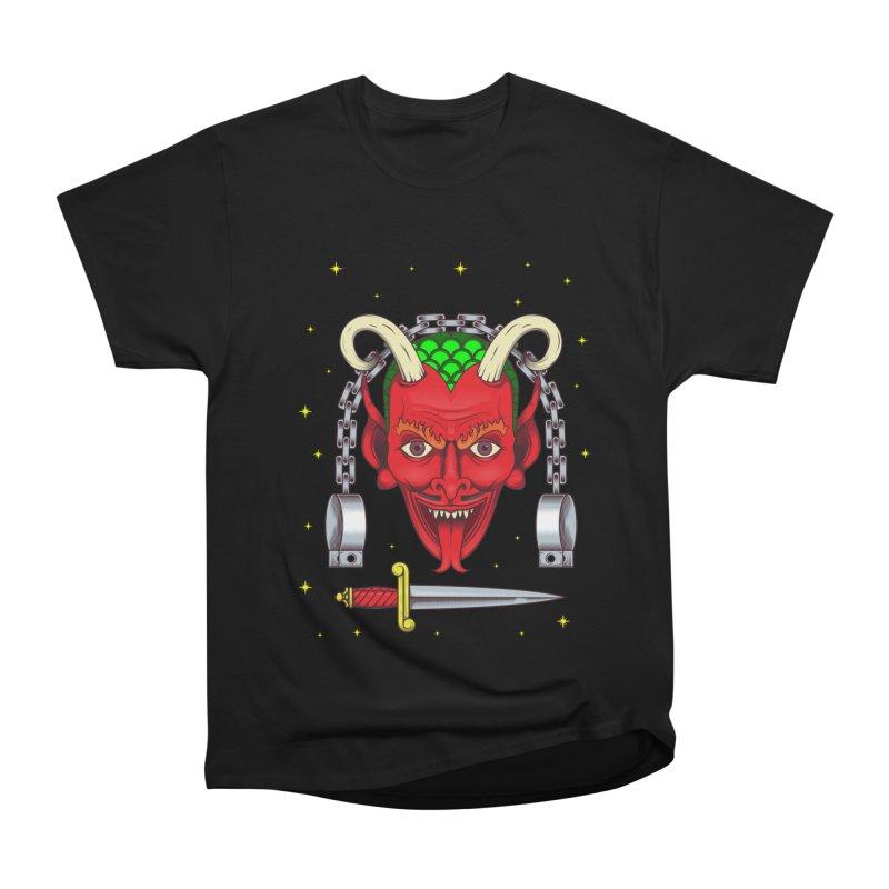 Devil Men's Classic T-Shirt by juliusllopis's Artist Shop