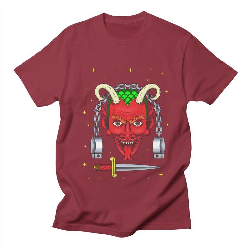 Devil Women's Regular Unisex T-Shirt by juliusllopis's Artist Shop