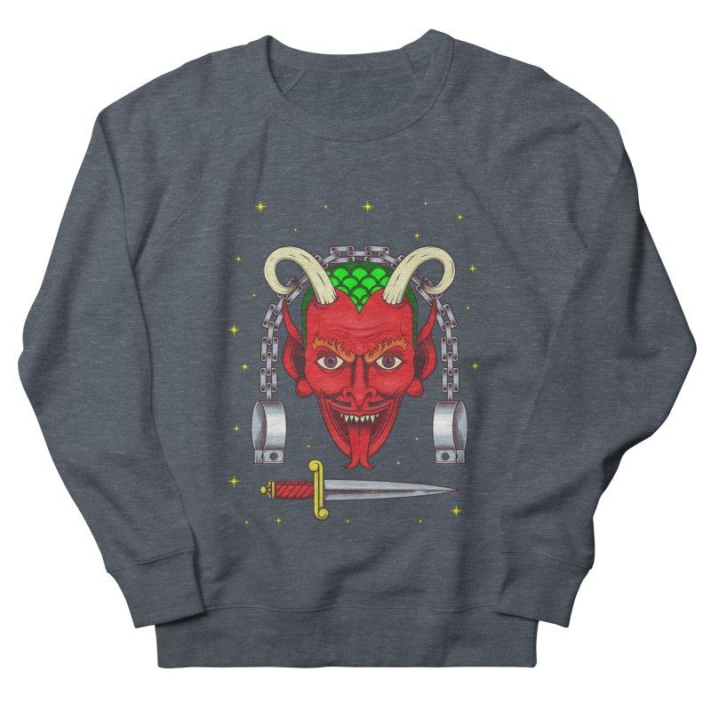 Devil Women's French Terry Sweatshirt by juliusllopis's Artist Shop