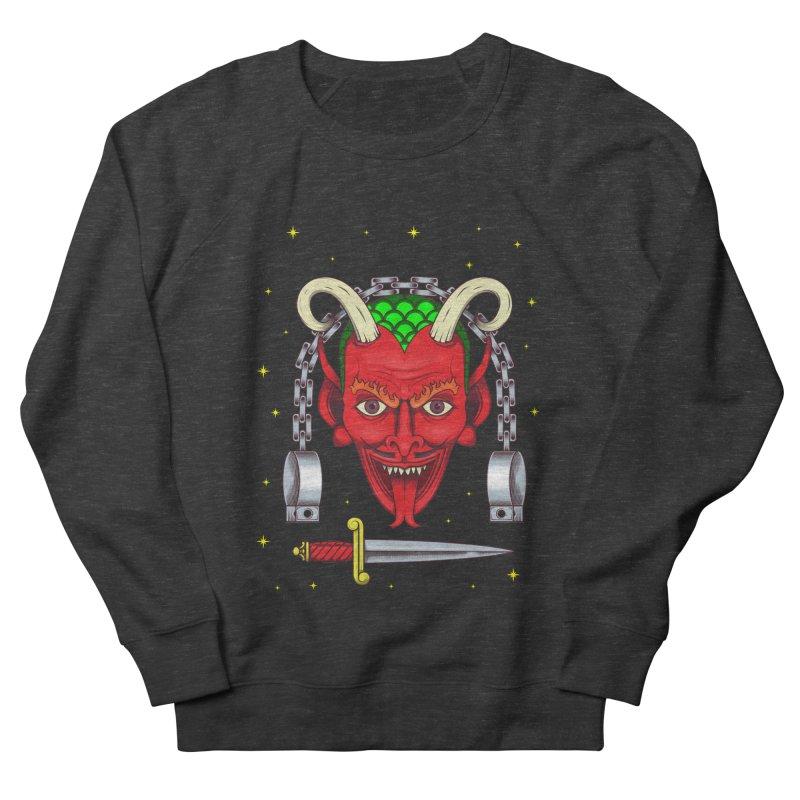 Devil Men's Sweatshirt by juliusllopis's Artist Shop