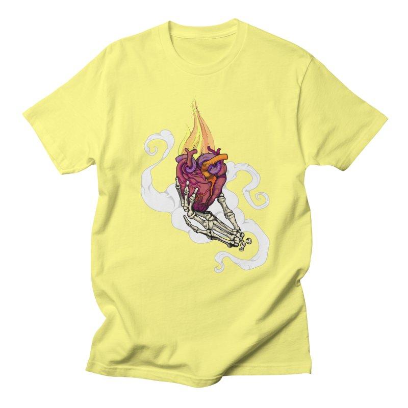 Sacred heart Men's T-Shirt by juliusllopis's Artist Shop