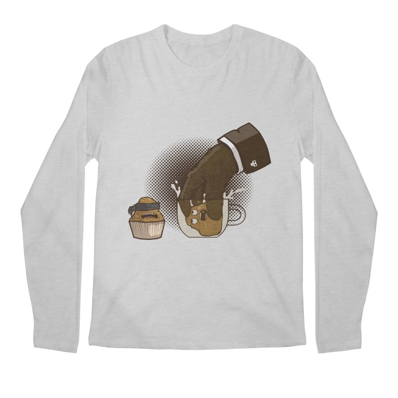 Breakfast killer Men's Longsleeve T-Shirt by juliusllopis's Artist Shop