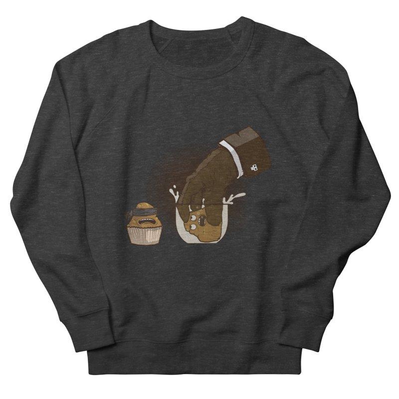 Breakfast killer Men's French Terry Sweatshirt by juliusllopis's Artist Shop