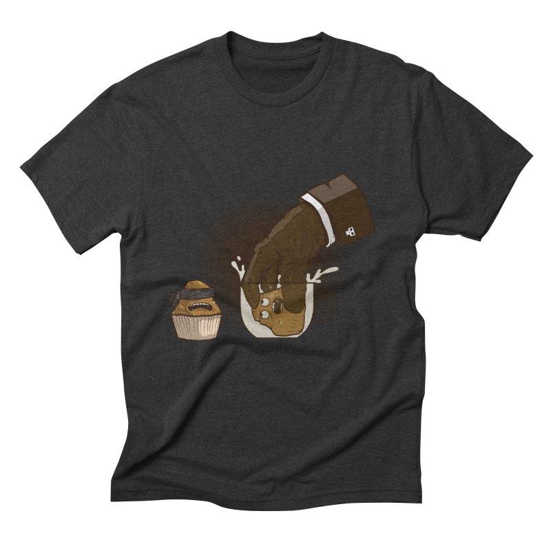 Breakfast killer Men's Triblend T-Shirt by juliusllopis's Artist Shop