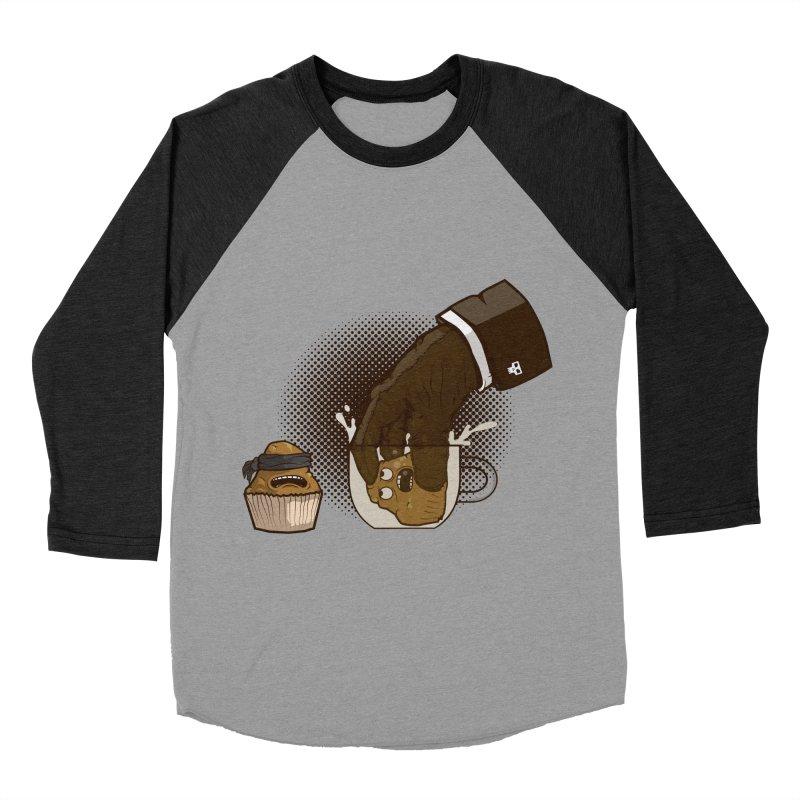Breakfast killer Men's Baseball Triblend T-Shirt by juliusllopis's Artist Shop