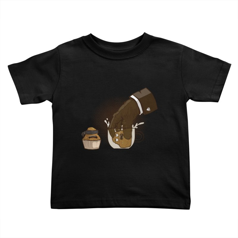 Breakfast killer Kids Toddler T-Shirt by juliusllopis's Artist Shop