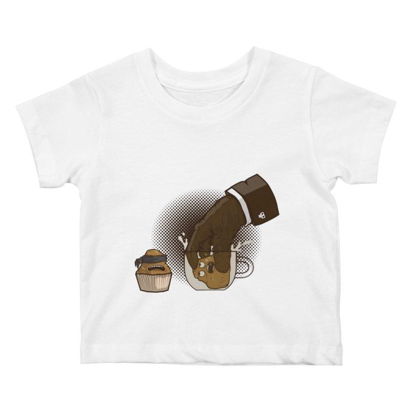 Breakfast killer Kids Baby T-Shirt by juliusllopis's Artist Shop