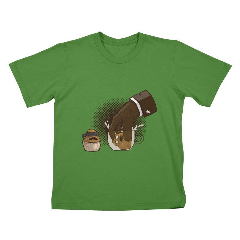 Breakfast killer Kids T-Shirt by juliusllopis's Artist Shop