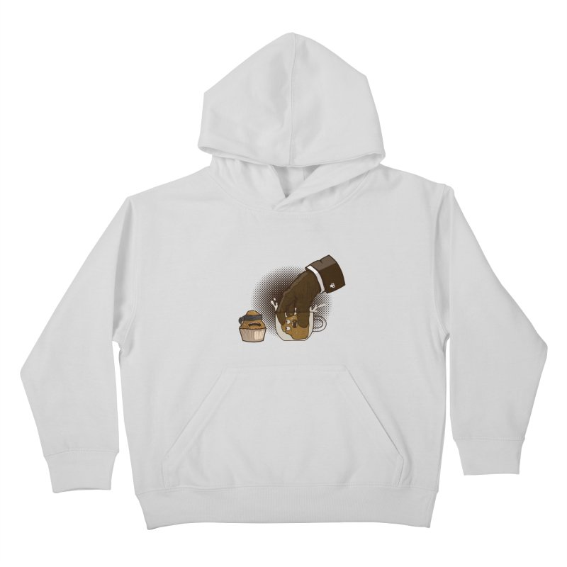 Breakfast killer Kids Pullover Hoody by juliusllopis's Artist Shop
