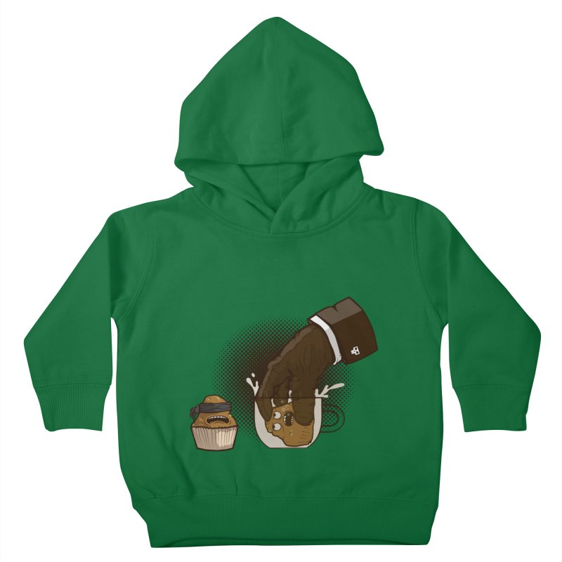 Breakfast killer Kids Toddler Pullover Hoody by juliusllopis's Artist Shop