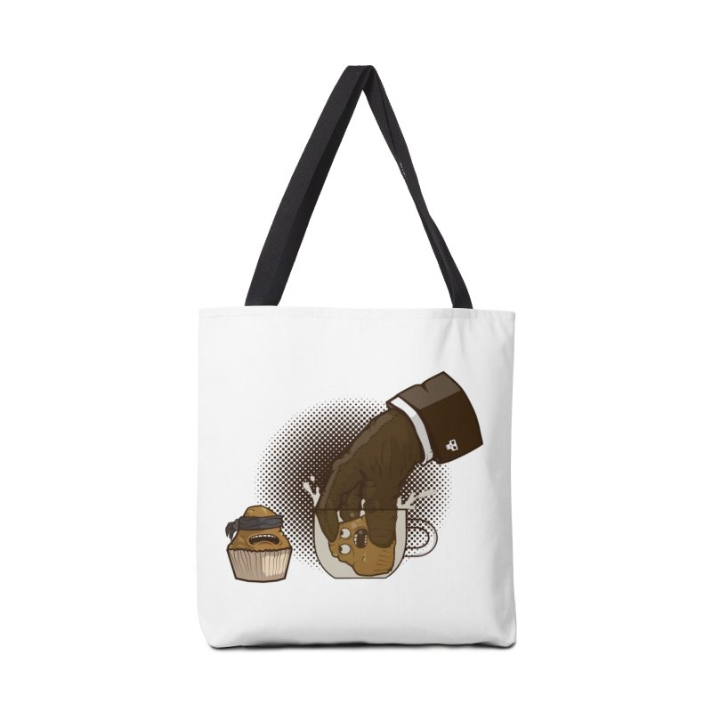 Breakfast killer Accessories Bag by juliusllopis's Artist Shop