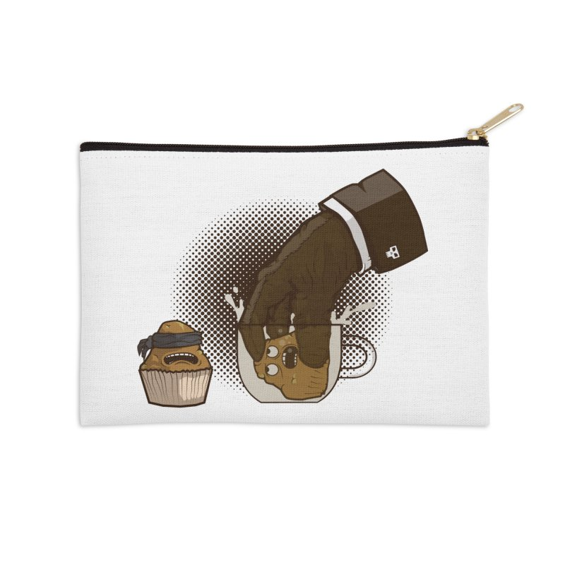 Breakfast killer Accessories Zip Pouch by juliusllopis's Artist Shop