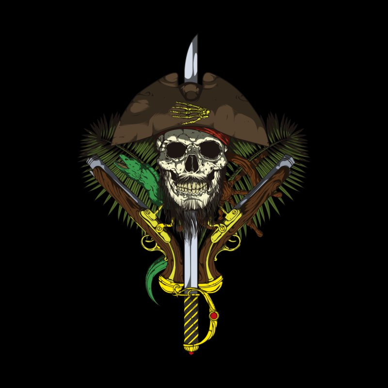 Pirate skull by juliusllopis's Artist Shop