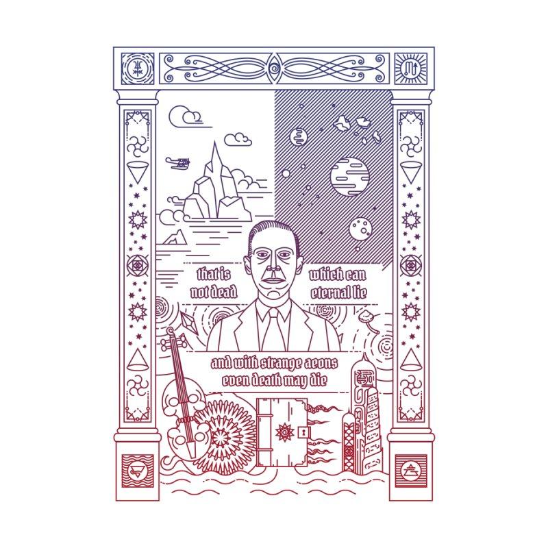 Lovecraft Men's T-Shirt by juliusllopis's Artist Shop