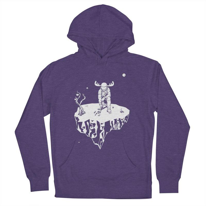 Astro moose Women's Pullover Hoody by juliusllopis's Artist Shop