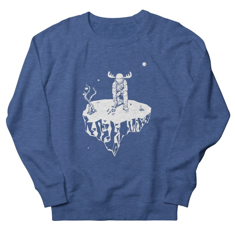 Astro moose Women's Sweatshirt by juliusllopis's Artist Shop