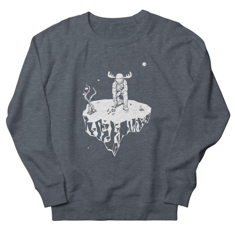 Astro moose Men's Sweatshirt by juliusllopis's Artist Shop