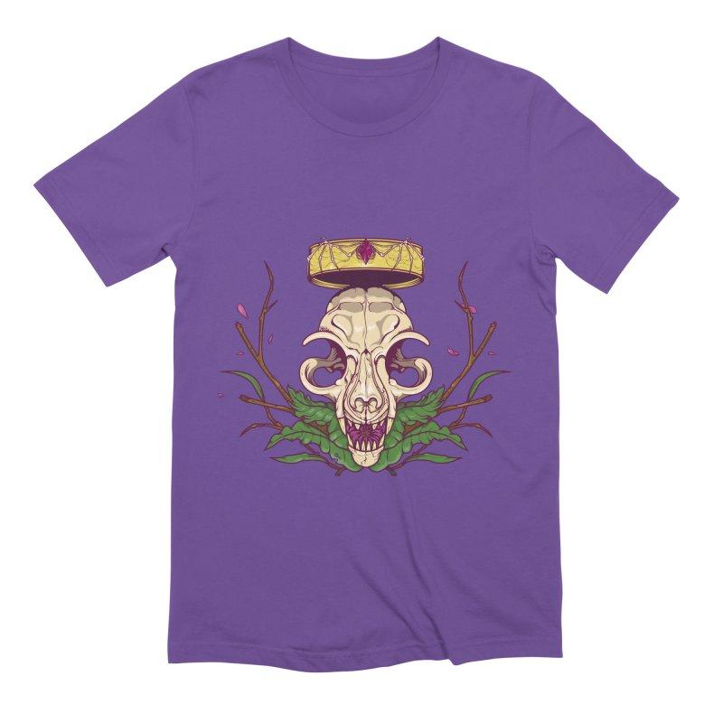 King bat Men's Extra Soft T-Shirt by juliusllopis's Artist Shop
