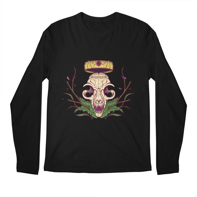 King bat Men's Longsleeve T-Shirt by juliusllopis's Artist Shop