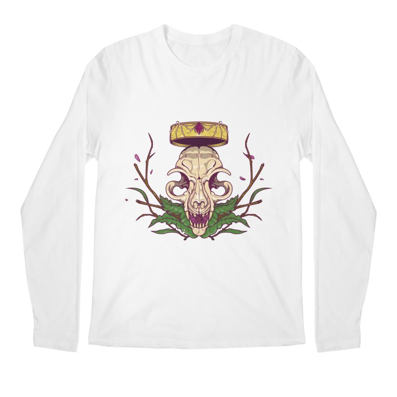 King bat Men's Regular Longsleeve T-Shirt by juliusllopis's Artist Shop