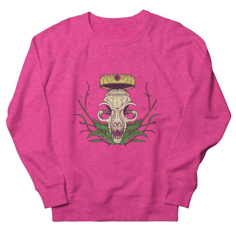 King bat Women's Sweatshirt by juliusllopis's Artist Shop