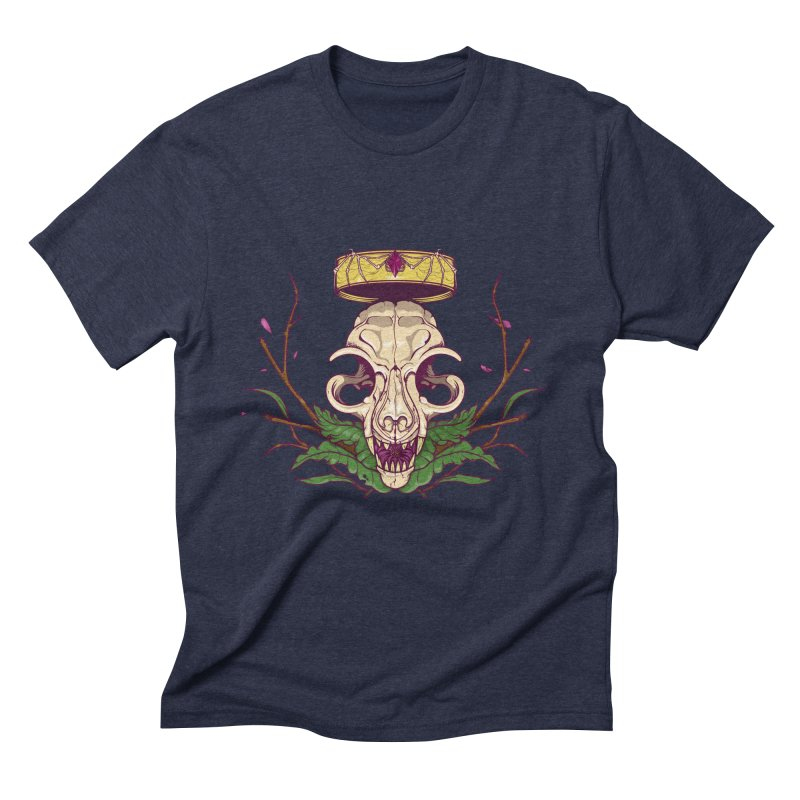 King bat Men's Triblend T-Shirt by juliusllopis's Artist Shop