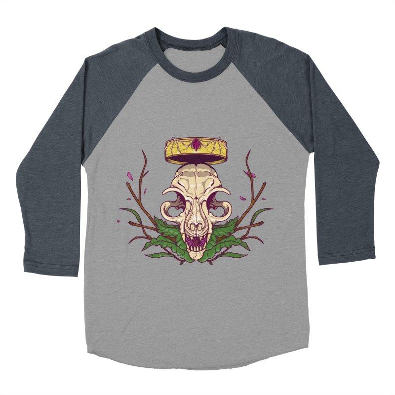King bat Men's Baseball Triblend T-Shirt by juliusllopis's Artist Shop