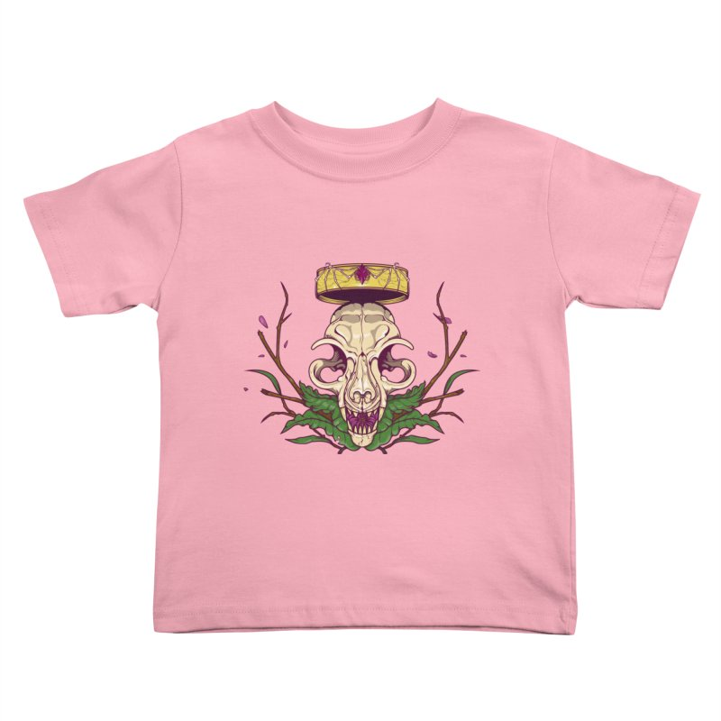 King bat Kids Toddler T-Shirt by juliusllopis's Artist Shop