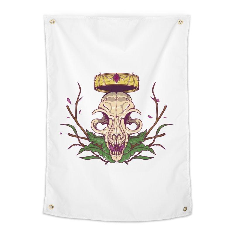 King bat Home Tapestry by juliusllopis's Artist Shop
