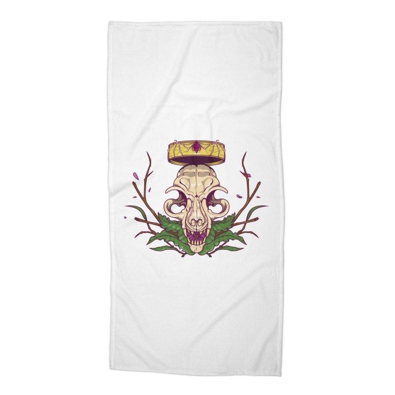 King bat Accessories Beach Towel by juliusllopis's Artist Shop