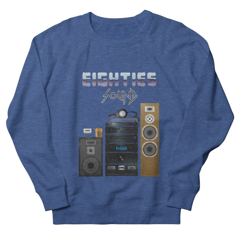 Eighties sound Women's Sweatshirt by juliusllopis's Artist Shop