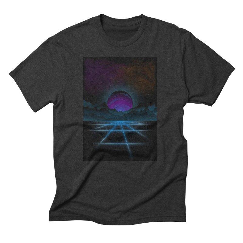 Outrun Men's Triblend T-Shirt by juliusllopis's Artist Shop