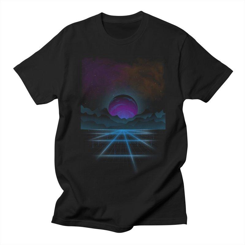 Outrun Men's Regular T-Shirt by juliusllopis's Artist Shop
